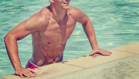 Avantages piscine béton sport