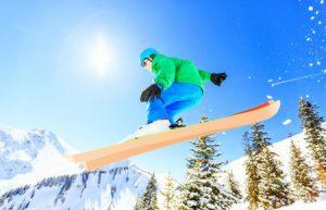 Sports de glisse à pratiquer à la montagne