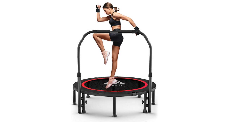 Comparatif pour choisir le meilleur trampoline de fitness