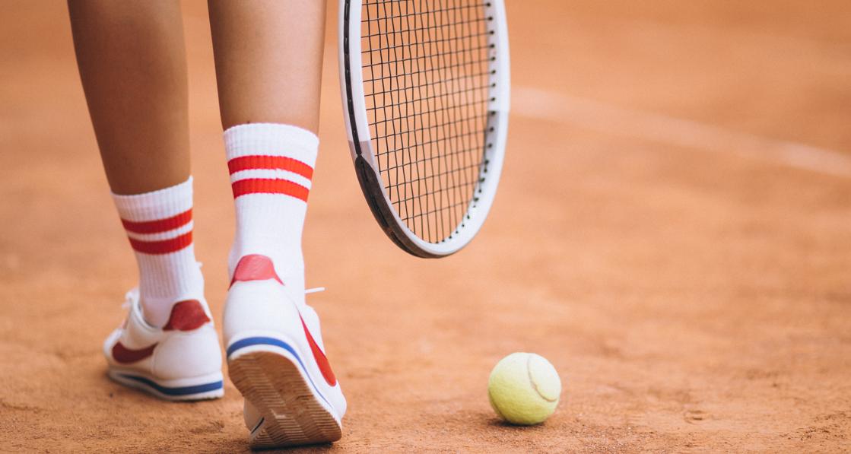 Différentes sortes de chaussettes de sport