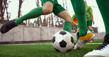 Différents types de chaussettes de sport